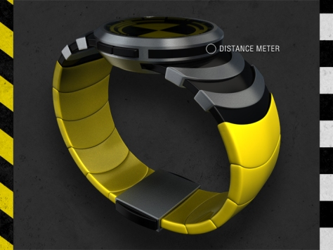 lcd_watch_design_with_ultrasonic_distance_meter_distance_meter