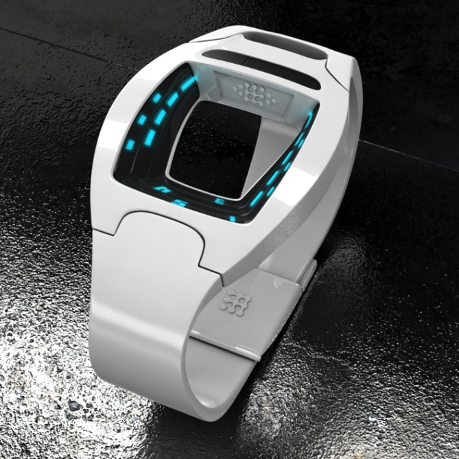 sf_view_minimalist_scifi_led_watch_design_top