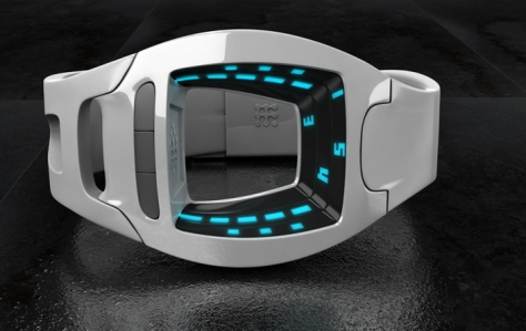 sf_view_minimalist_scifi_led_watch_design_front