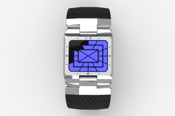 hard_shelled_led_watch_design_silver_blue