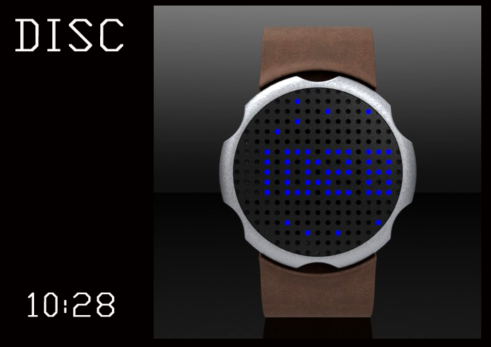 digital_time_holes_led_watch_design
