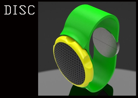 digital_time_holes_led_watch_design_yellow_green
