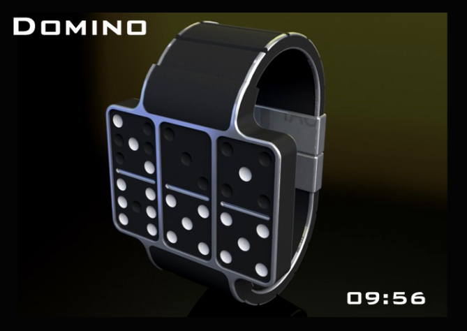 dominoes_an_led_watch_design
