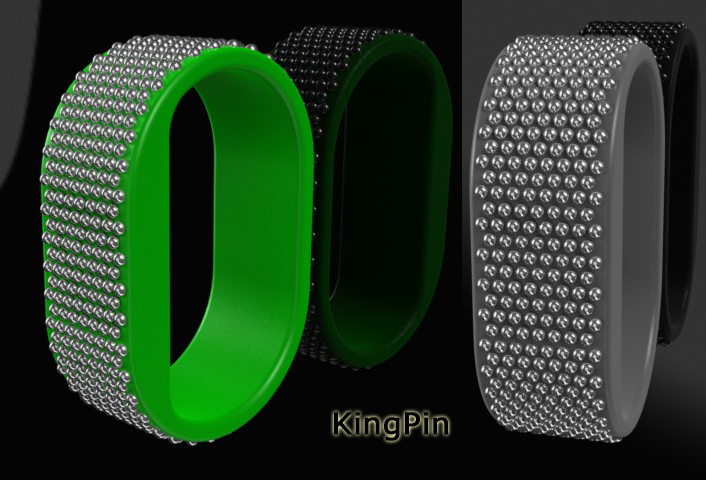 time_in_3d_pins_watch_design_front_side_view