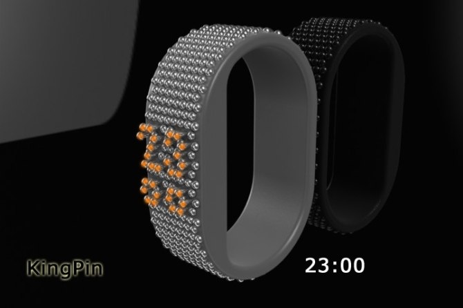 time_in_3d_pins_watch_design_digital