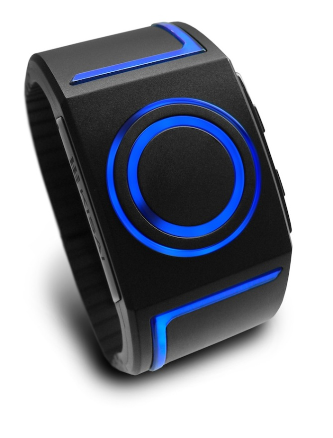 kisai_seven_usb_rechargeable_led_wrist_watch_from_tokyoflash_japan_blue_led