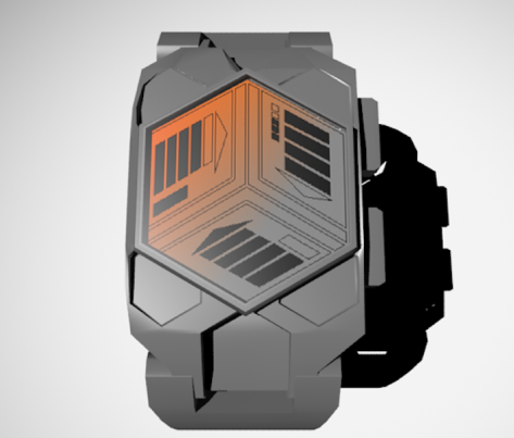 recycle_time_an_led_watch_design_display