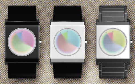 halftone_led_watch_design_color_variation