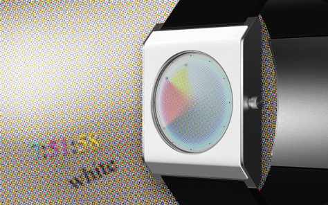halftone_led_watch_design_white