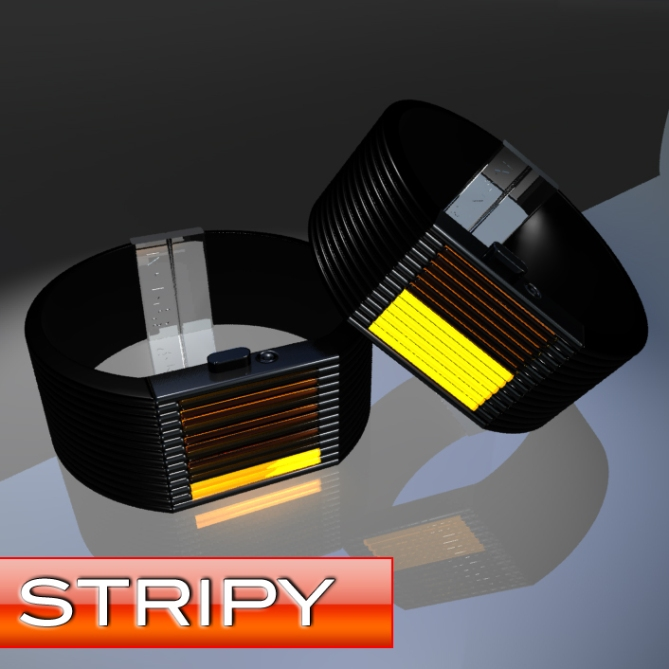 striped_led_watch_design_led_color
