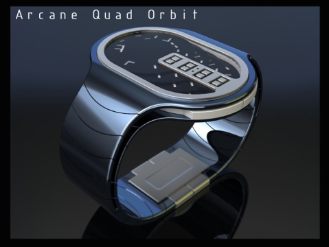 Arcane Quad Orbit