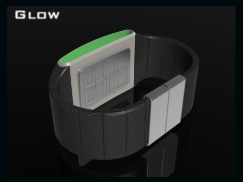 led_watch_design_glows_the_time_inside
