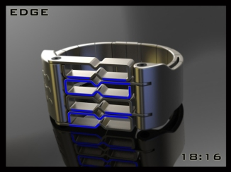 edge_a_watch_design_for_bio-mechanically_enhanced_humans_blue_LED