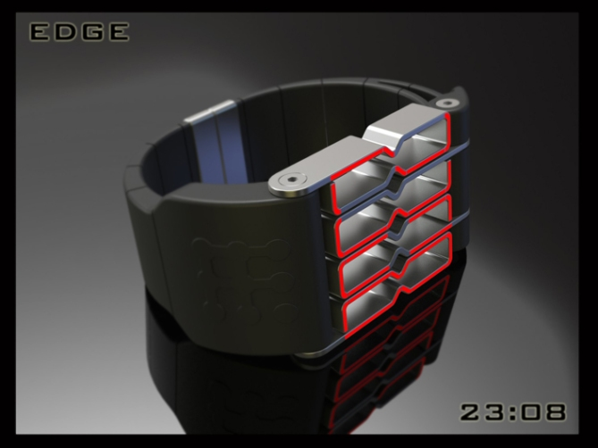 edge_a_watch_design_for_bio-mechanically_enhanced_humans_red_led