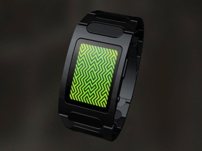 kisai_optical_illusion_touch_screen_lcd_watch_concept_to_reality_rendering