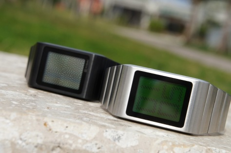 kisai_optical_illusion_touch_screen_lcd_watch_concept_to_reality_black_silver