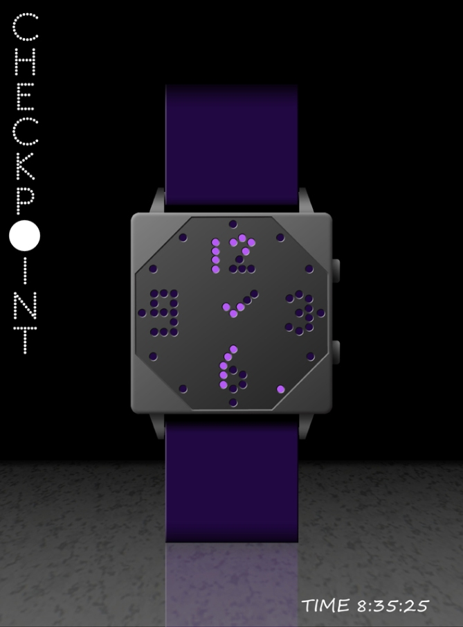 check_the_time_with_the_checkpoint_watch_design_purple