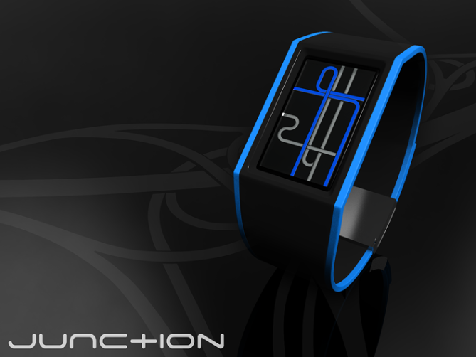junction_watch_maps_digital_time_blue