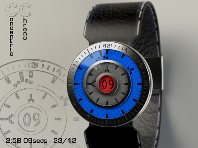 lcd_watch_shows_combinations_of_time_colors