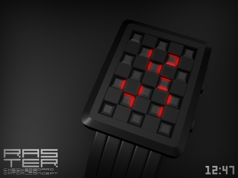 raster_led_watch_design_inspired_by_checkerboard_overview