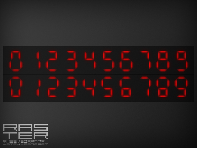 raster_led_watch_design_inspired_by_checkerboard_numbers