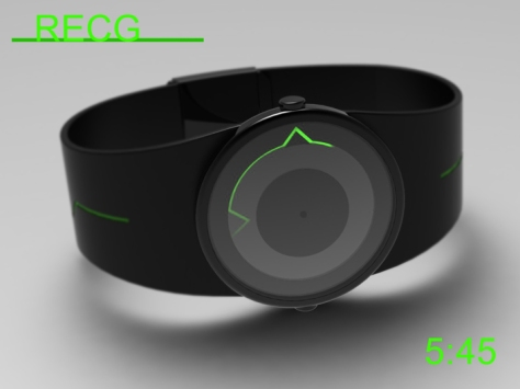recg_watch_design_pulsates_the_time_green