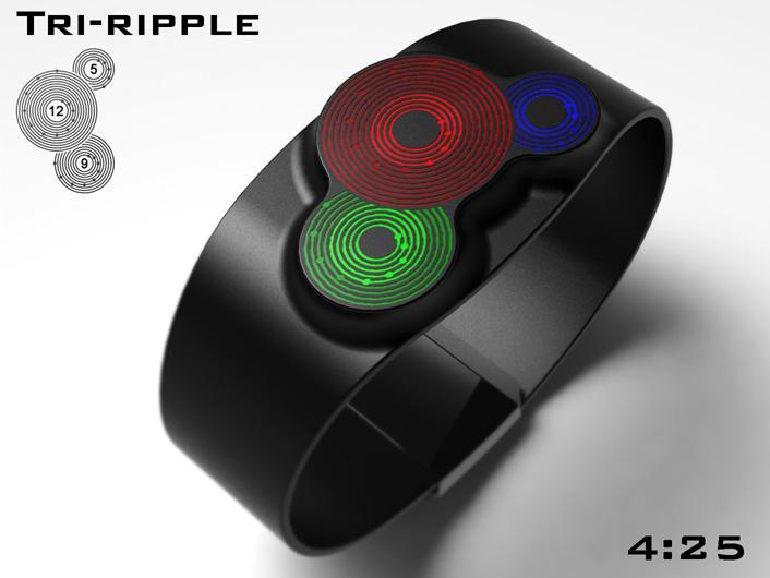 Tri-ripple 001