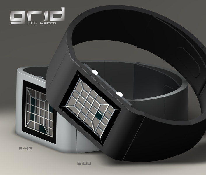 3-Grid-Watch