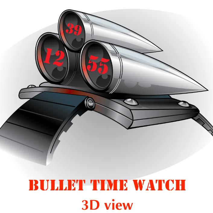 BulletTime3D