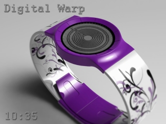 Digital Warp 07