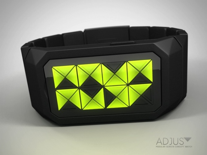 kisai_adjust_led_watch_concept_to_reality_concept