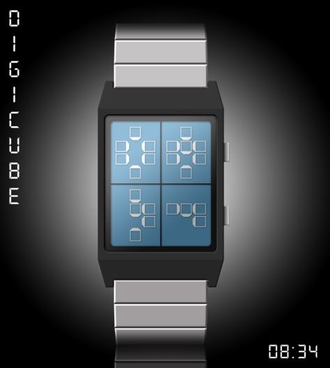 digicube_watch_design_digital_time_through_cubes_blue