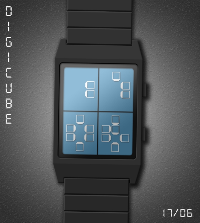 digicube_watch_design_digital_time_through_cubes_date_mode