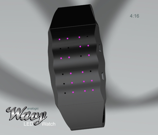 the_wavy_led_watch_embraces_an_undulating_surface_black