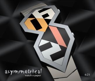1-Asymmetrical