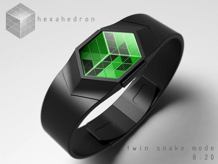 Hexahedron 01