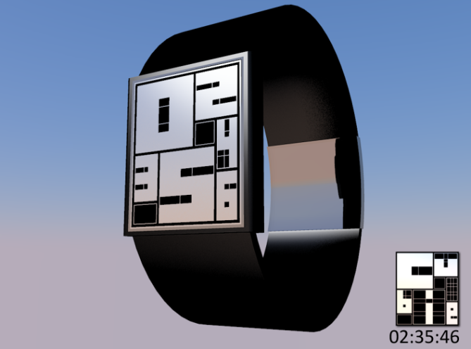 cubie_watch_design_frames_the_digital_time_black