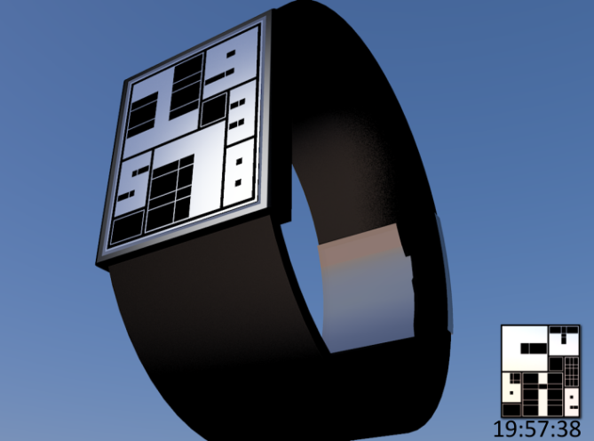 cubie_watch_design_frames_the_digital_time_cubie