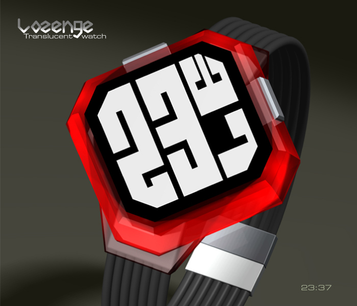 1-Lozenge-Watch