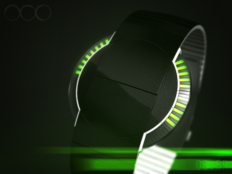 arc_watch_designed_for_futurists_time_green