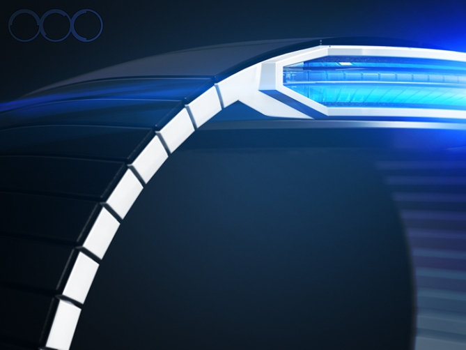 arc_watch_designed_for_futurists_blue_LEDs