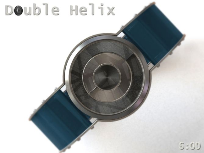 spring_washer_inspired_double_helix_watch_blue_strap