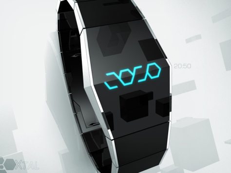 kisai_xtal_led_watch_with_six_animations_concept