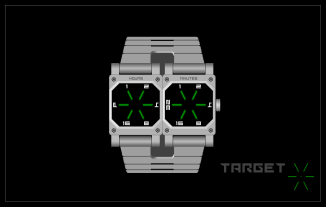 TARGET-TF1_LED_WATCH