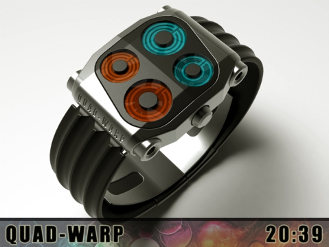 Quad-Warp 01