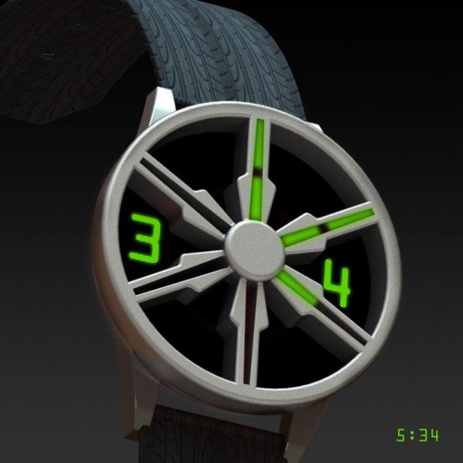 horloge-velg1-green