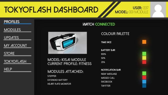 Module Dashboard